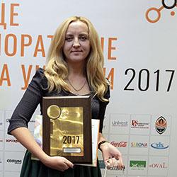 Виктория Торяник